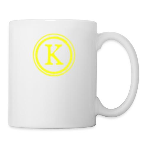 1000x1000 yellow logo - Coffee/Tea Mug