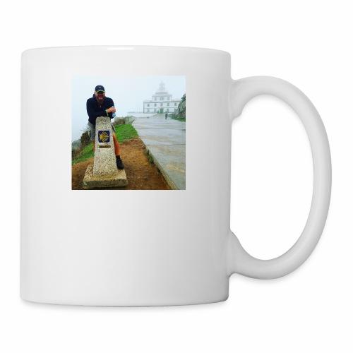 Camino 0.00 KM Backpacker Mike - Coffee/Tea Mug