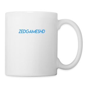 ZedGamesHD Logo - Coffee/Tea Mug