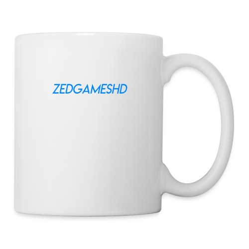ZedGamesHD Logo - Coffee/Tea Mug