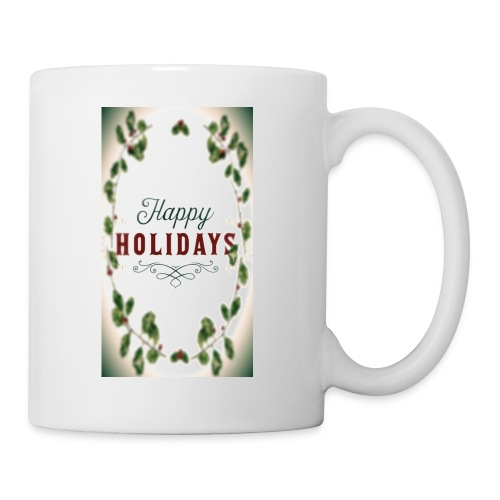 Happy holidays - Coffee/Tea Mug