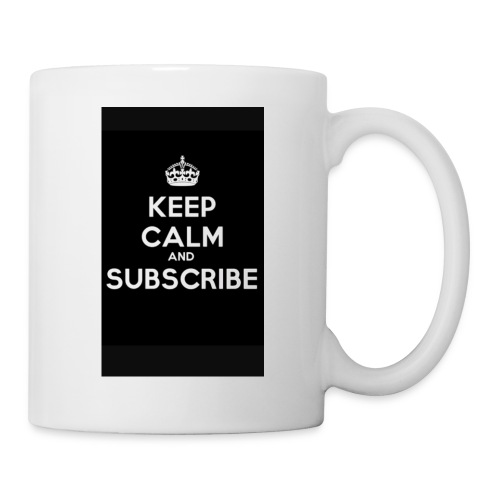 Keep calm merch - Coffee/Tea Mug