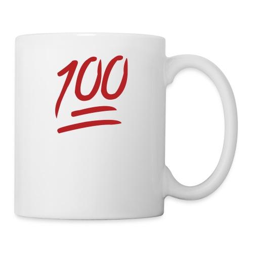 100 MEN BOR!! - Coffee/Tea Mug