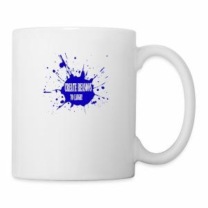 create reasons to laugh - Coffee/Tea Mug