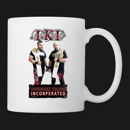 IKI Grunge - Coffee/Tea Mug