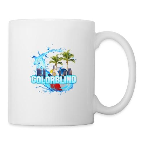 COLORBLIND - Beach Party - Coffee/Tea Mug