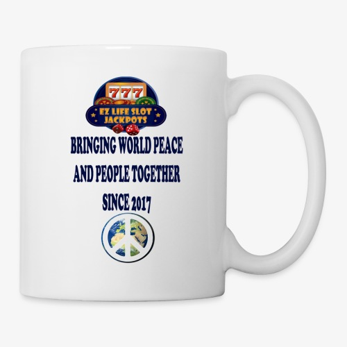 world peace - Coffee/Tea Mug