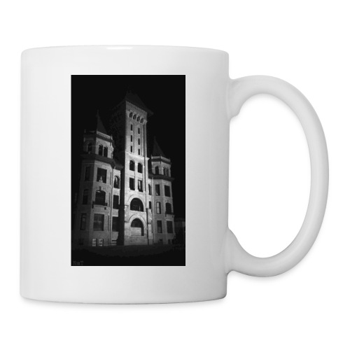Castle in Town - Coffee/Tea Mug
