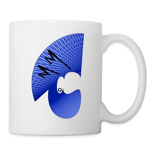 Matty Mohawk Logo - Coffee/Tea Mug