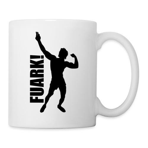Zyzz Silhouette FUARK - Coffee/Tea Mug