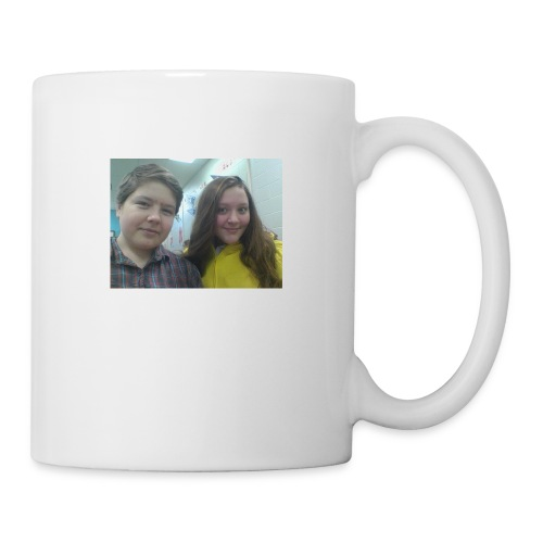 CASYY AND DYLAN - Coffee/Tea Mug