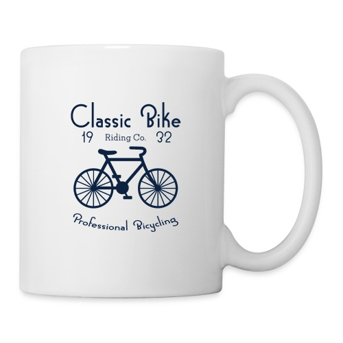 Classic Bike Professional Bicycling - Coffee/Tea Mug