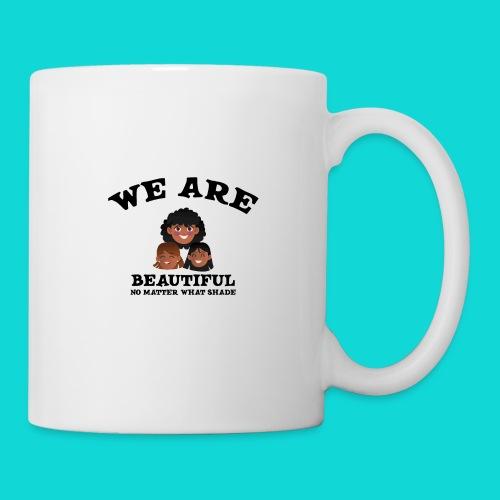 You are Beautiful Black Woman - Coffee/Tea Mug