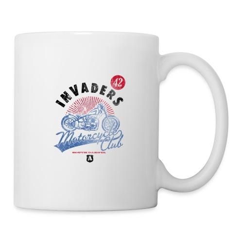 Invaders Bike Motor Cycle Club - Coffee/Tea Mug