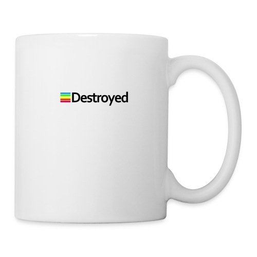 Polaroid Destroyed - Coffee/Tea Mug