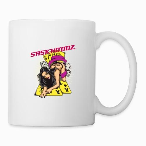 saskhoodz girl - Coffee/Tea Mug