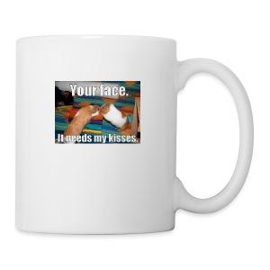 UDSYFIOwehipgwaepfihweihuaegwiaweiupfg - Coffee/Tea Mug