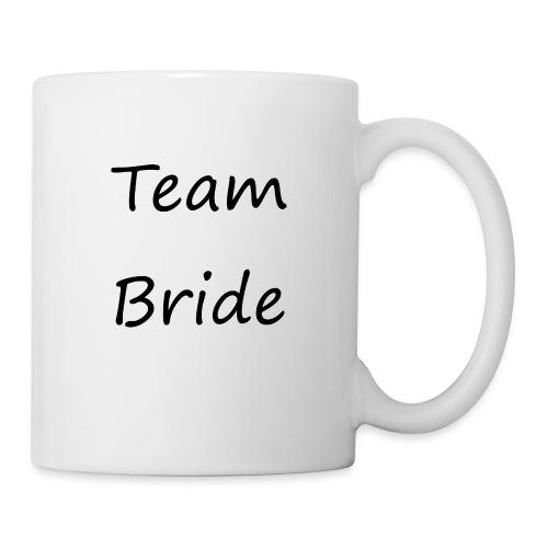 Team Bride by ellaland - Coffee/Tea Mug