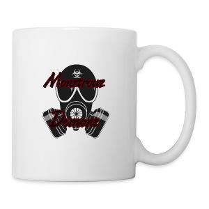 new monztrouz demonz logo - Coffee/Tea Mug