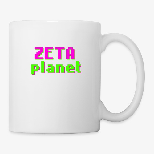 ZetaPlanet - Coffee/Tea Mug