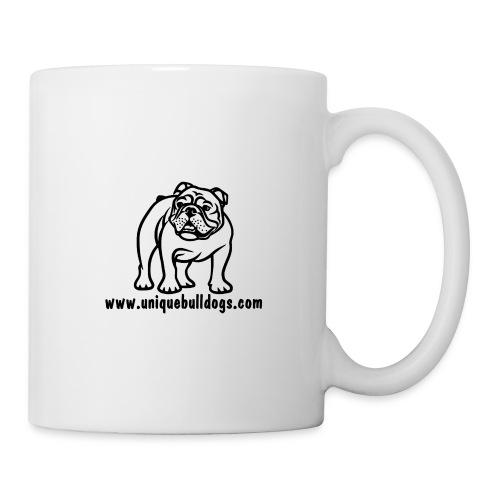 Unique Bulldogs - Coffee/Tea Mug