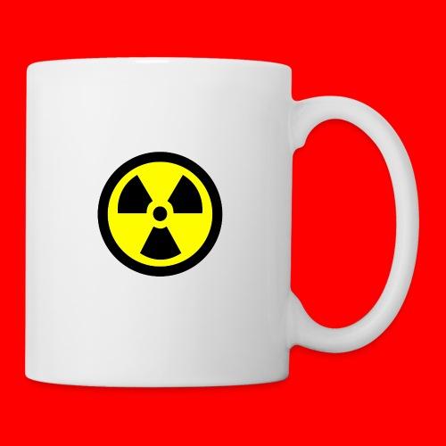 Radiation Symbol - Coffee/Tea Mug