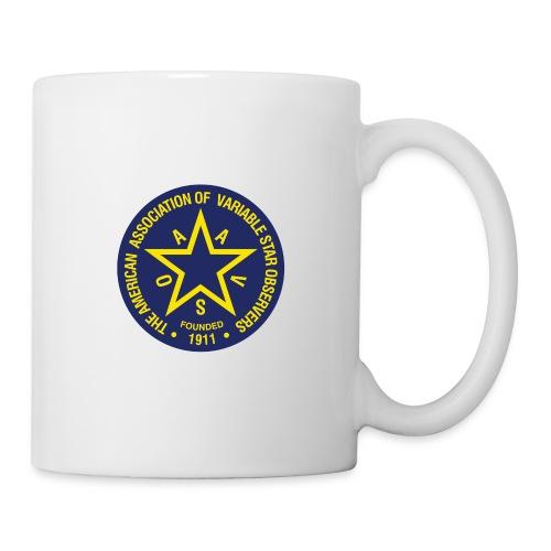 AAVSO Seal - Coffee/Tea Mug