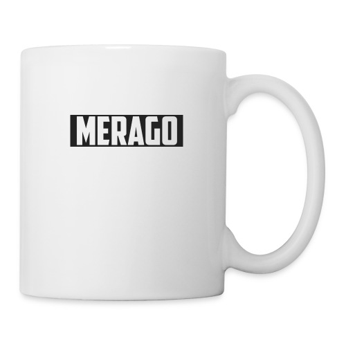 Transparent_Merago_Text - Coffee/Tea Mug
