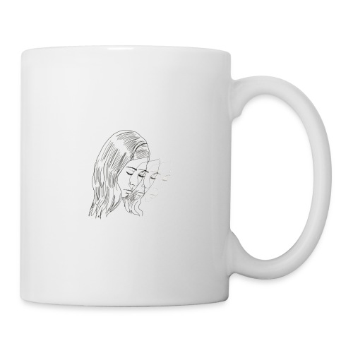 center of my mind - Coffee/Tea Mug