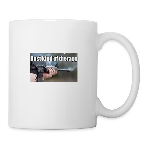 Best kind of therapy - Coffee/Tea Mug