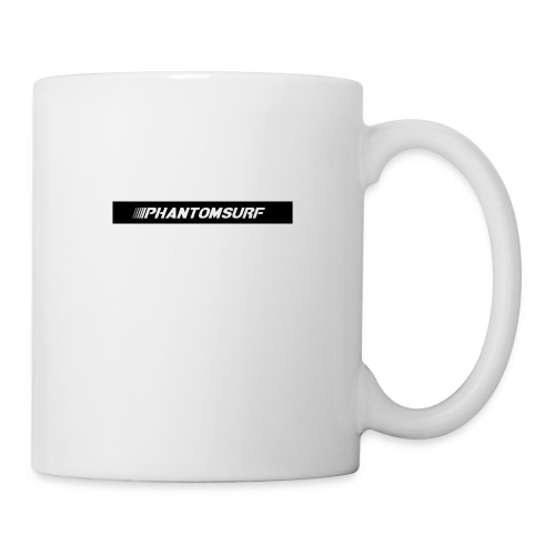 Phantomsurf Black Box Logo - Coffee/Tea Mug