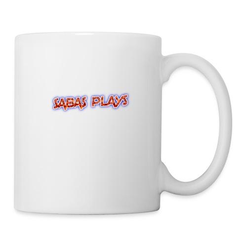 SABAS PLAYS - Coffee/Tea Mug