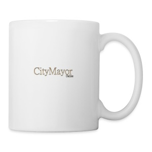 CityMayor Games Logo (Merchandise) - Coffee/Tea Mug