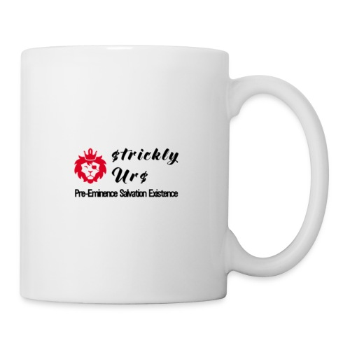 E Strictly Urs - Coffee/Tea Mug