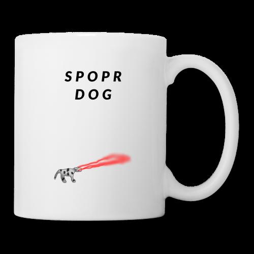 spoor dog - Coffee/Tea Mug