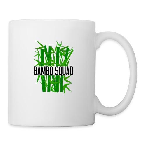 Bamboo Squad - Coffee/Tea Mug