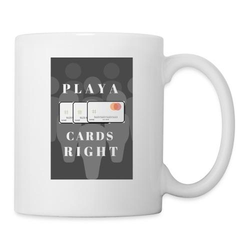 PLAYA CARDS - Coffee/Tea Mug