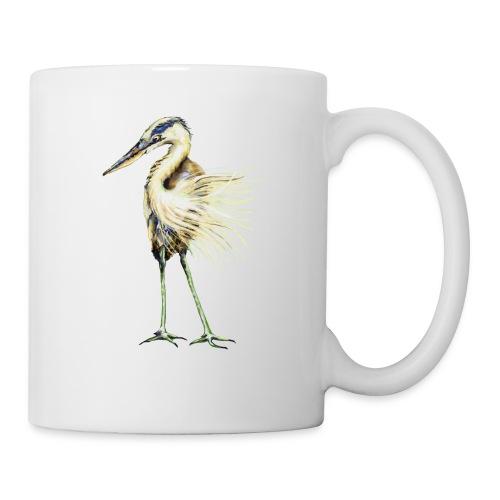 Great Blue Heron - Coffee/Tea Mug