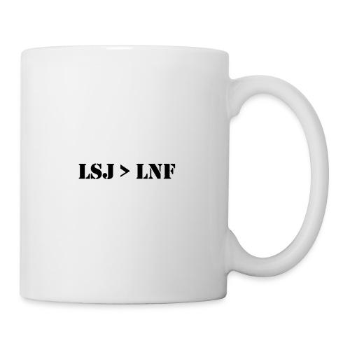 LSJ - Coffee/Tea Mug