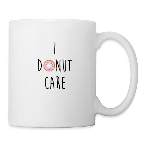 I Donut Care - Coffee/Tea Mug