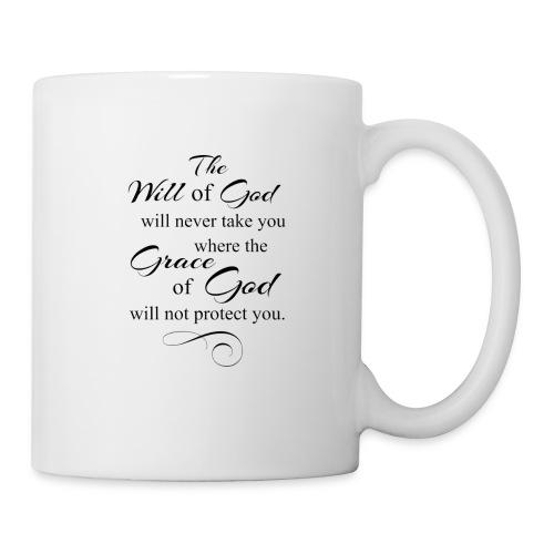 the will - Coffee/Tea Mug