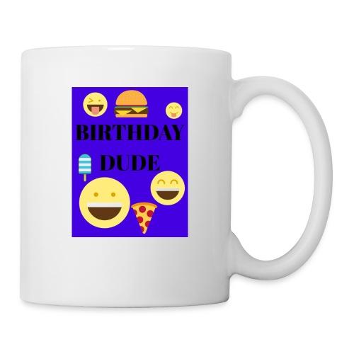 Birthday Dude - Coffee/Tea Mug