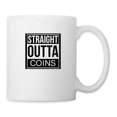 OUTTA COINS - Coffee/Tea Mug