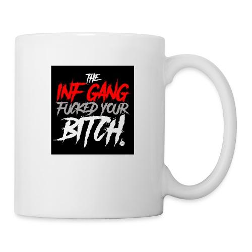 inf_gang_black - Coffee/Tea Mug