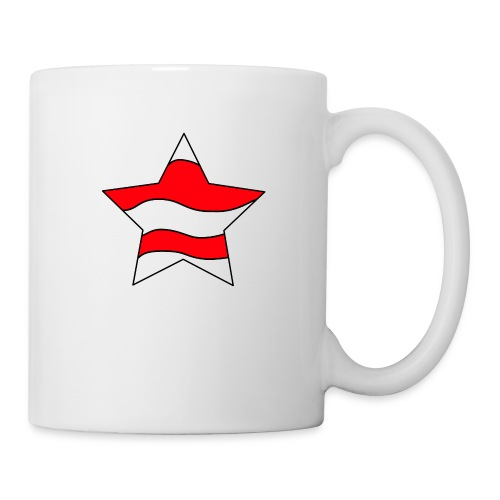 Patriot-1 Emblem - Coffee/Tea Mug