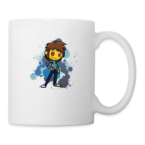 Darkar Paint Blue - Coffee/Tea Mug