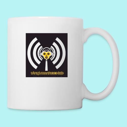 Vinyl Monkees LAB - Coffee/Tea Mug