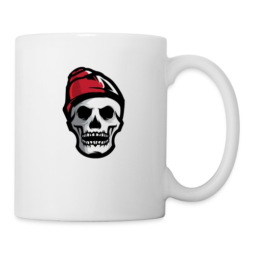 Custom Skull With Ice Cap Merch! - Coffee/Tea Mug
