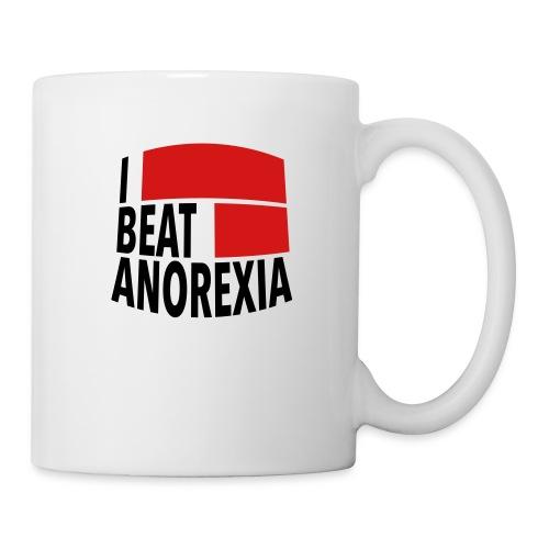 I Beat Anorexia - Coffee/Tea Mug