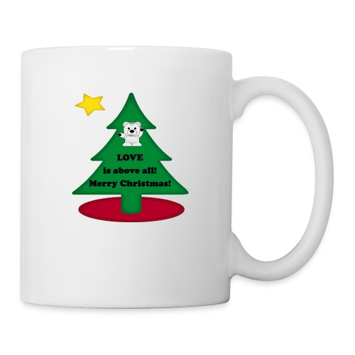 Christmas is love - Coffee/Tea Mug